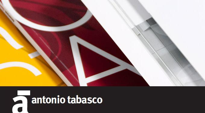 Agenzia di Pubblicit� - Antonio Tabasco