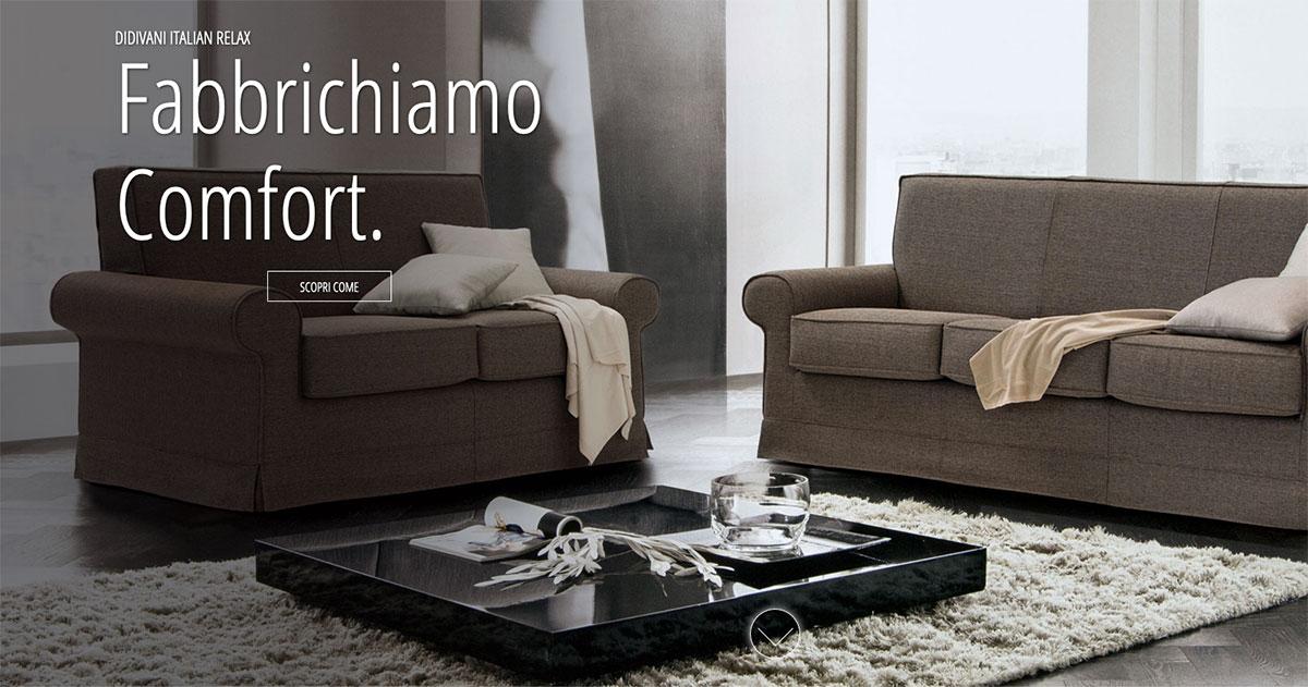 Fabbrica divani DIDIVANI